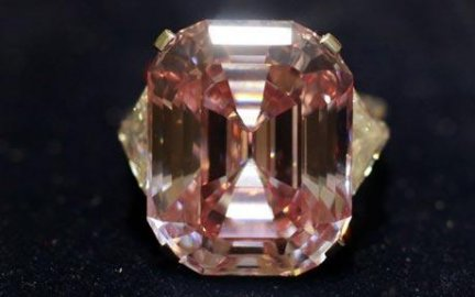 Diamanti: vendita da record per un diamante rosa