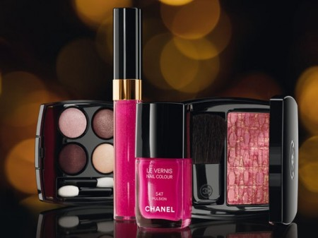 Chanel: una nuova linea di make up per Natale