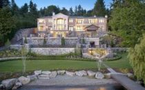 Case di lusso: una splendida villa a Washington