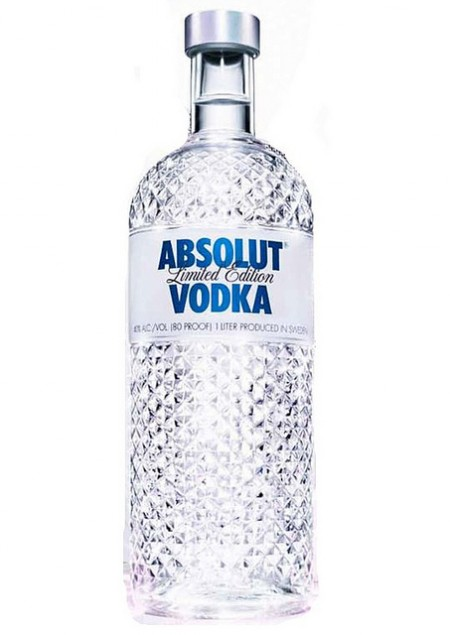 Food&Drink: Vodka Absolut in edizione limitata per Natale