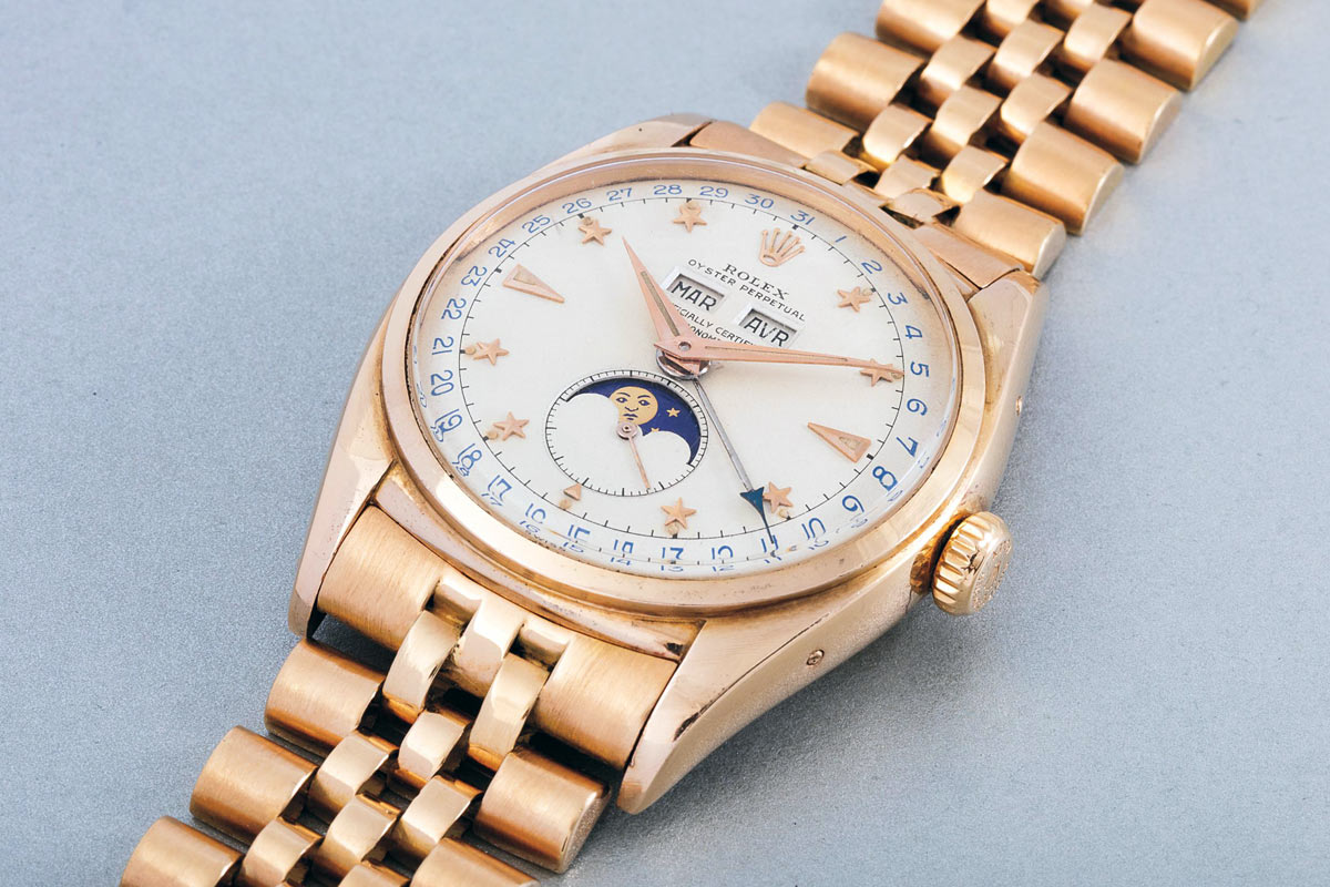 Stelline Oyster Perpetual Chronometer