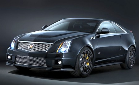 Auto di lusso: Cadillac CTS-V Black Diamond Edition