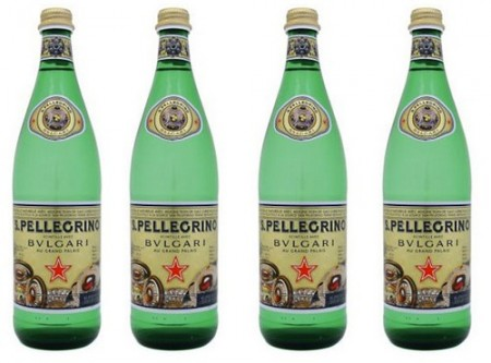 Special collection San Pellegrino per Bulgari