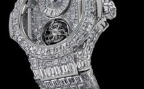 BaselWorld 2011: oro e diamanti per oltre 140 carati per il 2 Million € BB by Hublot