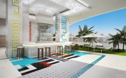 The Milano Residences, il lussuoso residence a Manila di Versace