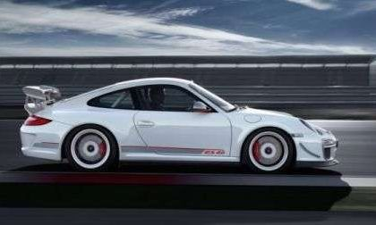 Porsche presenta la nuova 911 GT3 RS 4.0 in limited edition