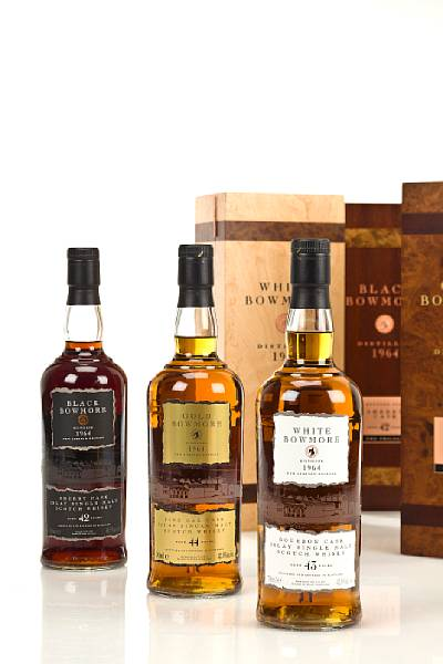 Rari e preziosi whisky all'asta da Bonhams a New York