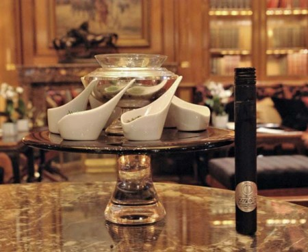 Caviar Vodka, l'esclusiva proposta in limited edition al Four Season Hotel George V