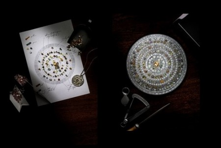 In mostra a Hong Kong il prezioso Talisman Wonder by De Beers