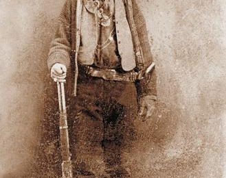 Asta da 2,3 milioni di dollari per l'unica foto del 1880 di Billy The Kid
