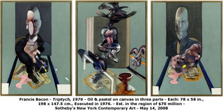 FrancisBacon Triptych 1976