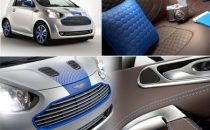 Aston Martin e Colette per una limited edition della city car Cygnet