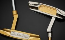 Oro e platino per lesclusivo putter Golden by Barth & Sons