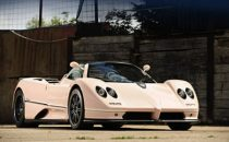 Asta esclusiva per una Pagani Zonda C12 S rosa al Goodwood Festival Of Speed
