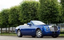 Rolls-Royce presenta lesclusiva Phantom Drophead Coupé al Masterpiece London 2011