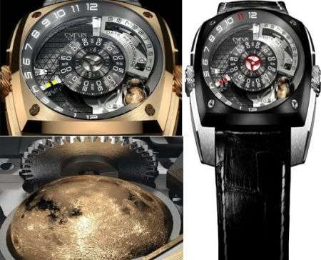 Klepcys, l'orologio con un'antica moneta d'oro per Only Watch 2011 by Cyrus