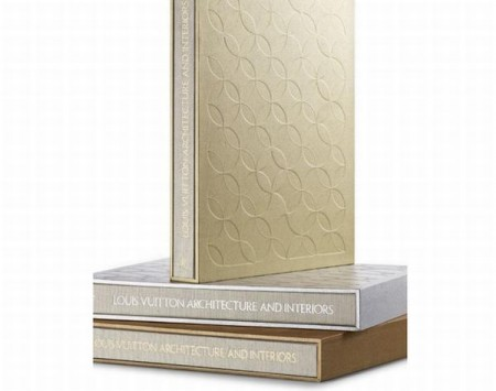 "Louis Vuitton firma il libro per l'interior design ""Louis Vuitton Architecture and Interiors"""
