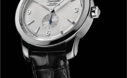 Omega presenta il Seamaster 1948 Co-Axial London 2012 in limited edition