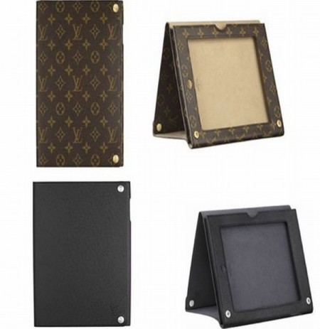"Louis Vuitton firma due nuove cover per iPad ""Monogram"" e ""Taiga"""