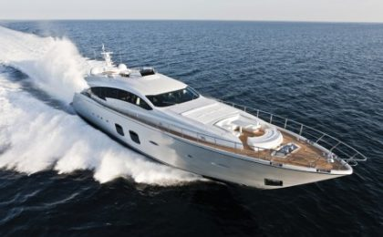 Pershing by Ferretti al Festival International de la Plaisance di Cannes