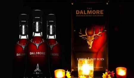 Duecentomila dollari per un raro whisky Dalmore 62 years old acquistato a Singapore