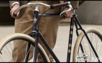 Ralph Lauren firma la bicicletta vintage in edizione limitata Rugby Bike Run Tweed