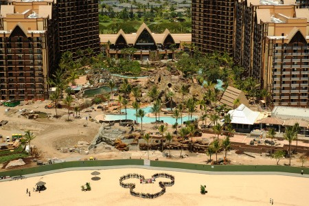 Disney sbarca alle Hawaii con il primo resort di lusso Aulani Resort and Spa