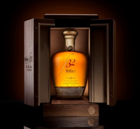 Da BenRiach Distillery arriva un raro whisky 32 years old in limited edition