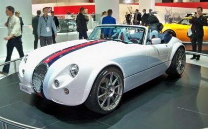 Wiesmann presenta la sua Roadster MF3 Final Edition al Salone di Francoforte
