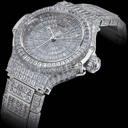 Hublot Big Bang One Million Lady