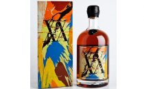 Damien Hirst firma lesclusiva bottiglia in limited edition per Somerset Cider Brandy