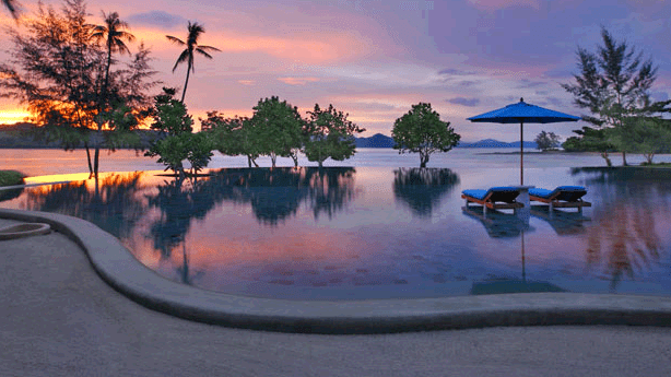 Starwood Hotels & Resorts apre un nuovo resort sull'isola privata di Naka in Thailandia