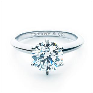 anello tiffany setting