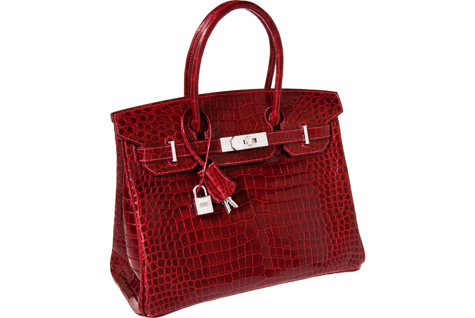 Record da 200mila dollari per la Hermés Diamond Birkin all'asta