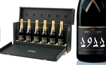 Natale con le bollicine, Moët & Chandon centenario in limited edition da Harrods