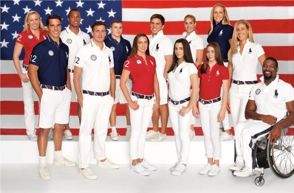 Ralph Lauren Athletes