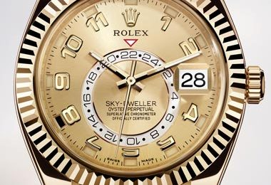 BaselWorld 2012, Rolex presenta il nuovo Oyster Perpetual Sky-Dweller