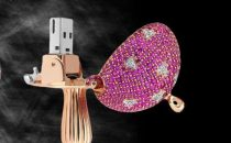 La chiavetta usb in diamanti e pietre preziose by Shawish Jewellery [FOTO]