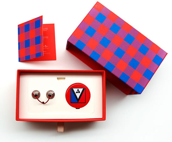 Louis Vuitton firma il lettore Mp3 più chic for men