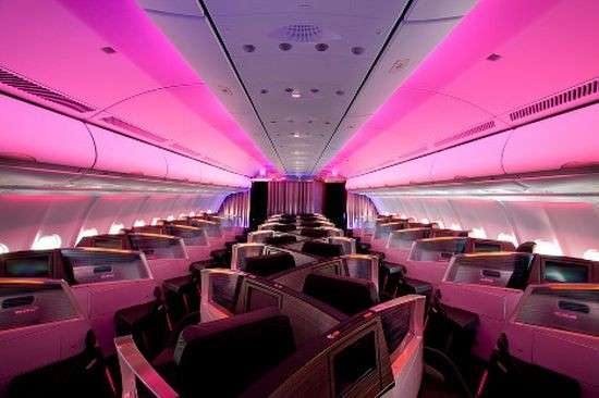 Nuova Upper Class Suite per i voli Virgin Atlantic [FOTO&VIDEO]