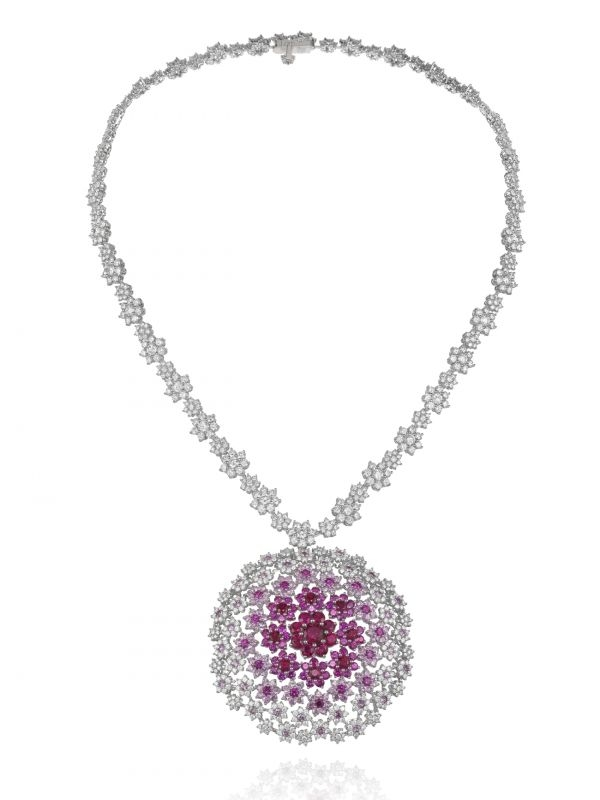 Chopard celebra Cannes con la collezione Red Carpet 2012