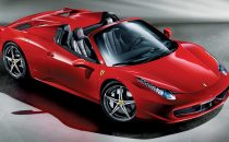 Ferrari 458 Spider eletta Best of the Best 2012 Convertibles da Robb Report