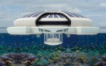 Solar Floating Resort: la suite galleggiante ed ecologica [FOTO&VIDEO]