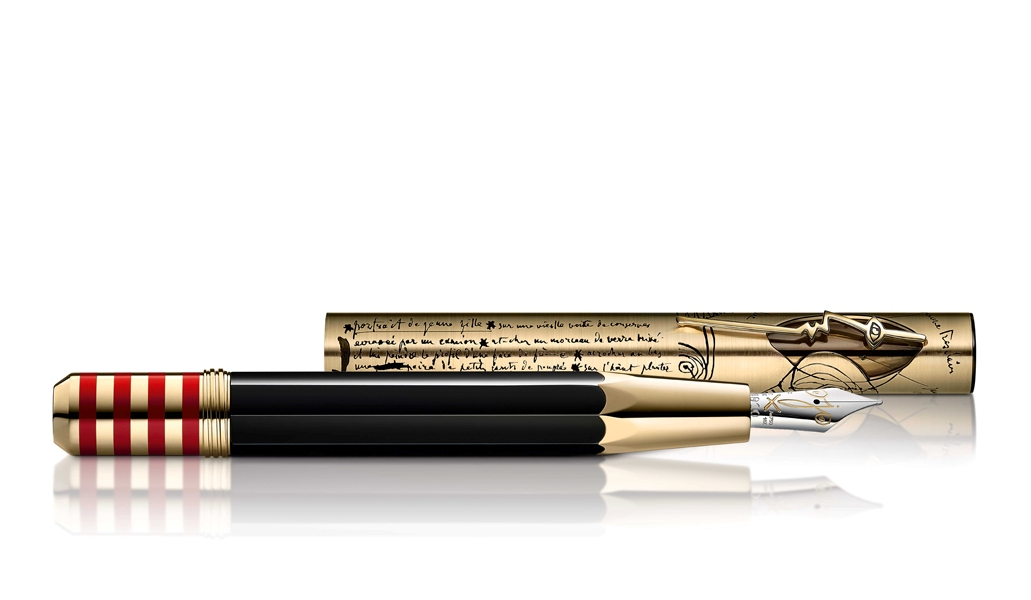 Montblanc omaggia Pablo Picasso con due penne in limited edition