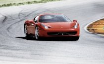 Ferrari 458 Italia eletta Performance car of the year