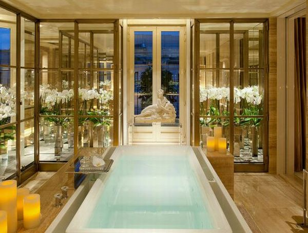 Nuova Suite Penthouse al Four Seasons Hotel George V di Parigi
