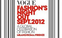 Vogue Fashions Night Out 2012 a Milano, torna la notte più attesa dello shopping
