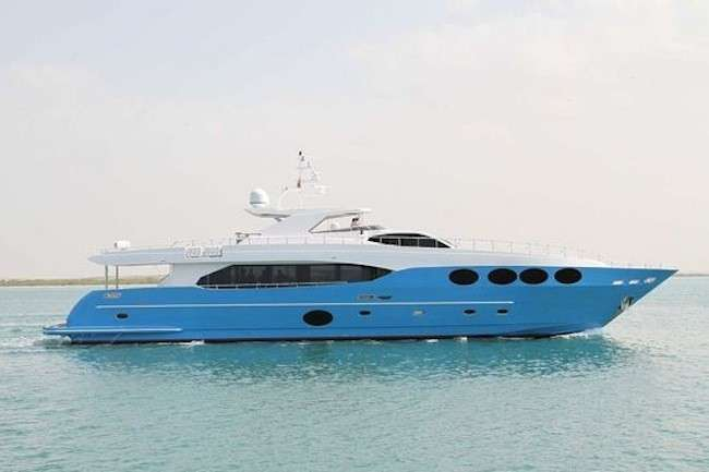 The Majesty 105, il nuovo superyacht by Gulf Craft [FOTO]