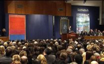 Record per lasta di Sothebys a New York: il più costoso un quadro di Mark Rothko