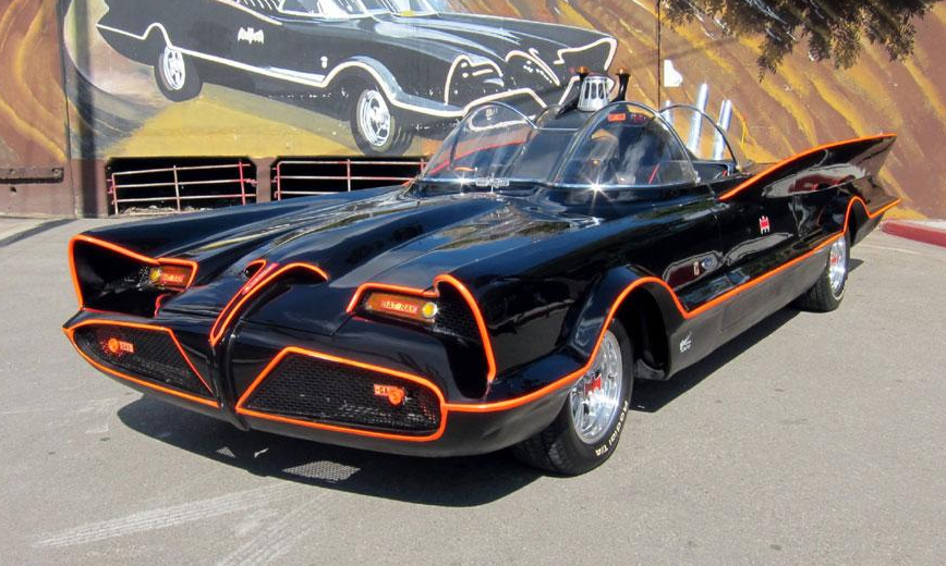La Batmobile originale da record: è l'auto più costosa di Hollywood